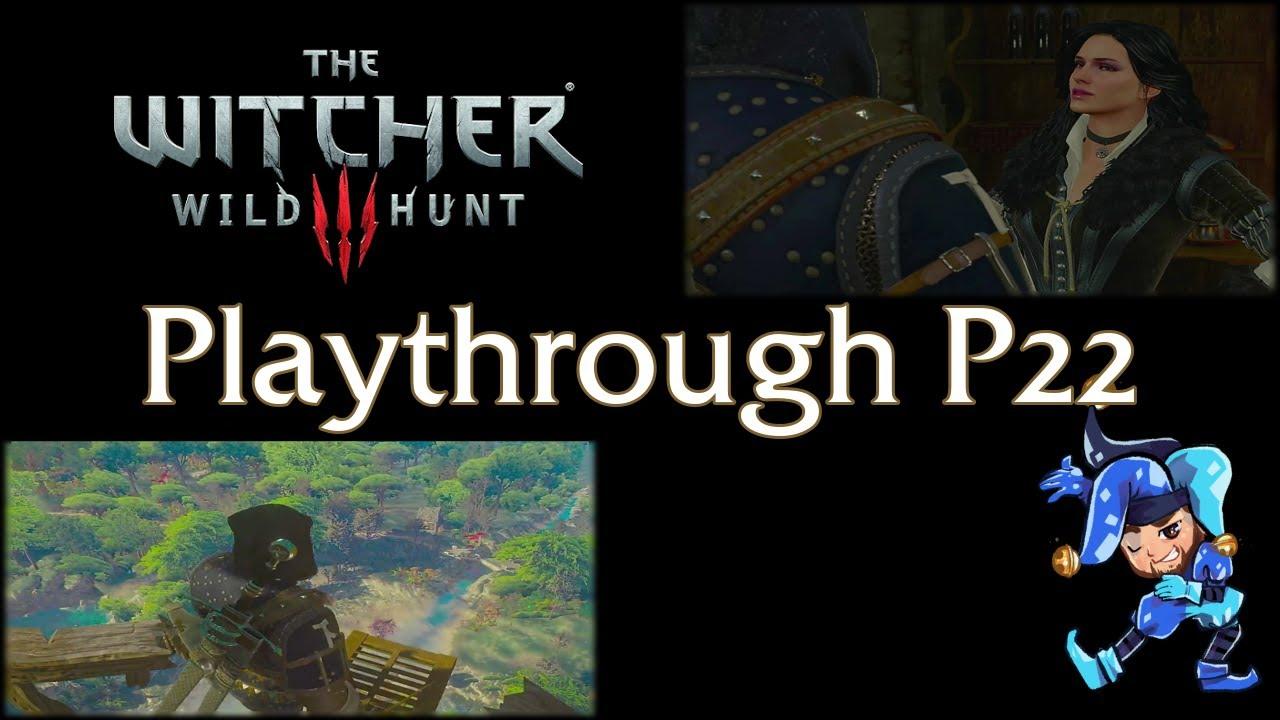 Jeff Hoogland - Witcher 3 Playthrough - Part 22 - January 23rd, 2021