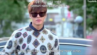 KEN VIXX   In The Name of Love FMV The Heirs OST ENGSUB + Romanization + Hangul