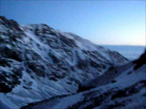 2011 – 4 – Mountain climbing in the Moroccan High Atlas