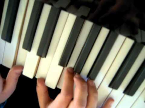 Comment jouer Ca fait mal de Christophe Maé au piano
