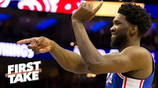 76ers are one shooter away from winning the East - Stephen A. | First Take