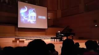 Unravel piano  Animenz Live 2018