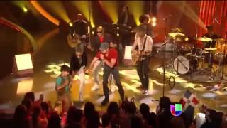 Enrique Iglesias, Descemer Bueno & Gente De Zona - Bailando LIVE @ Nuestra Belleza Latina (2014)