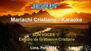 EN EL NOMBRE DE JESÚS - PISTA KARAOKE MARIACHI RAQUEL SARMIENTO DE VALVERDE