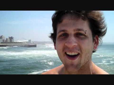 City Surfing at Durban South Africa
