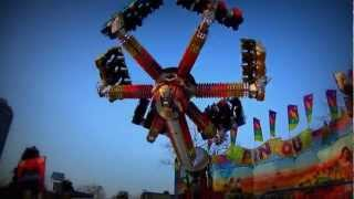 """""""Spin Out"""" carnival ride"""