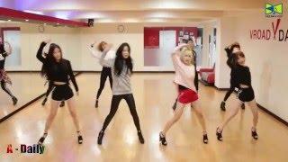 에이데일리(A-Daily) - SpotLight :: 안무 연습 영상(Choreography Practice)