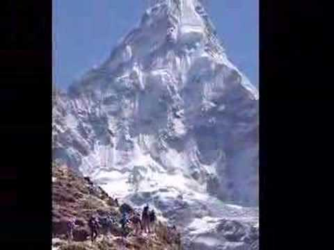 Everest Rocks Khumbu Trek slideshow