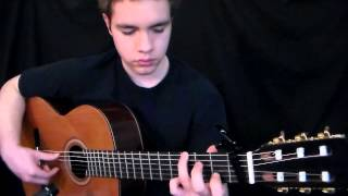Mariage D' Amour (classical guitar)