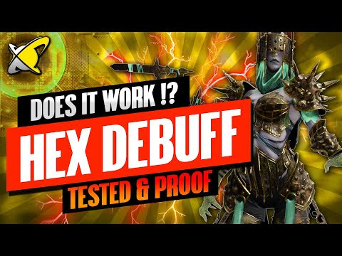 DOES IT WORK !?... Hex Debuff Tested | Can THEA One-Shot Waves !? | RAID: Shadow Legends