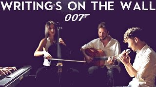 SAM SMITH - WRITING'S ON THE WALL (from Spectre) - OFFICIAL COVER - LYRICS IN DESCRIPTION