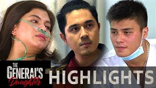 Rhian gives her message to Franco through Ivan | The General's Daughter (With Eng Subs)