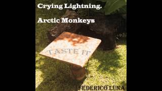Federico Luna - Arctic Monkeys - Crying Lightning (cover)