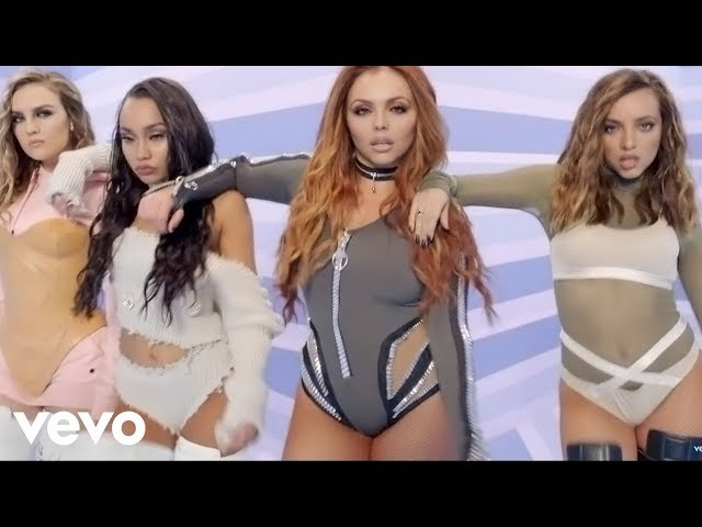 Videoclip oficial de 'Touch', de Little Mix.