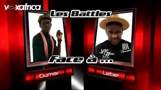 Lebel vs Oumar - Bane (Les battles | The Voice Afrique francophone 2016)