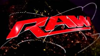 WWE Raw Theme Song 2015 'Tonight Is The Night'