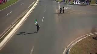 Hino do Brasil, Homenagem aos Caminhoneiros