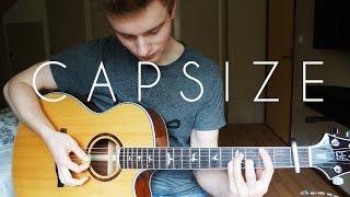 FRENSHIP ft. Emily Warren - Capsize - Guitar Cover | Mattias Krantz