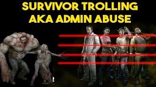 Left 4 dead 2 - Survivor trolling