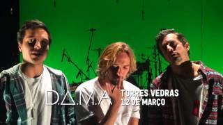 D.A.M.A e Pete Tha Zouk - 12 Março em Torres Vedras