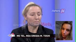 Marsela Toshi përplaset live me mamanë: Kur unë  haja miell të skuqur, ti haje bërxolla