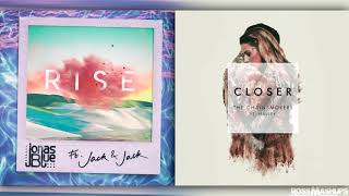 ''Rise Closer'' | MASHUP feat. The Chainsmokers,Halsey,Jack & Jack,Jonas Blue