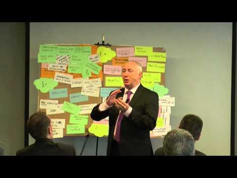 Conferencia de José Manuel Gil - El secreto del cambio - LID Editorial