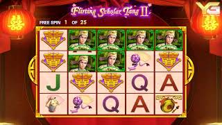 Flirting Scholar Tang II (YG Slot Game)