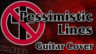 """Bad Religion Guitar Cover - """"Pessimistic Lines"""""""