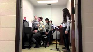 Start Me Up/Living on A Prayer COVER (Glee Version)