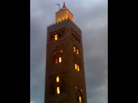 Minareto della Koutoubia_Marrakech