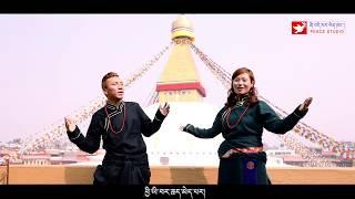 "New Tibetan Love Song 2018 ""LHE MED TSE DUNG"" by Sonam Wangdue (limi) & Tsering Dolma (limi)"