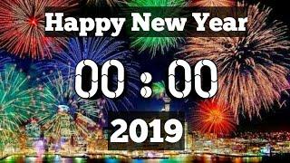Hitung mundur tahun 2019 1 menit - Part 1