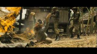 "Rambo - 7. ""Gruesome Attack"""