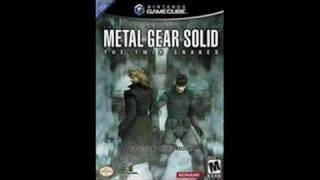 Metal Gear Solid: The Twin Snakes - Main Screen Music