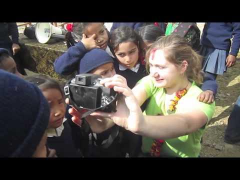 Kev In Nepal: Day 4 (Part 1 – School)