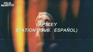 "Låpsley — ""Station"" (Sub. Español)"
