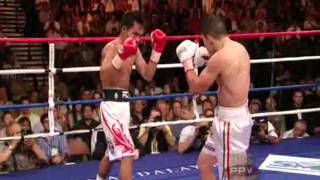 Manny Pacquiao vs David Diaz