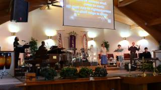I Lift My Hands to Worship You by Worship Pastor Don Clark