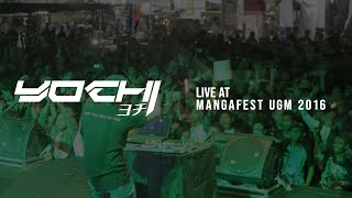 [Live] B.B. Queens - Odoru Ponpokorin (Yochi Remix) @ Mangafest UGM 2016