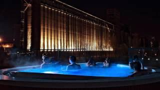 Bota Bota, spa-sur-l'eau : Les Pros du Circuit d'eaux