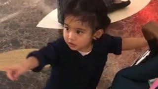 Vania Jalan Bareng kak Letycia juga Sayang Baby Ketalia...