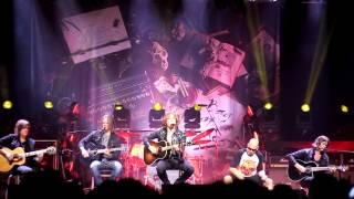 Europe Open your heart acoustic Live Sundsvall 2012 [HD]
