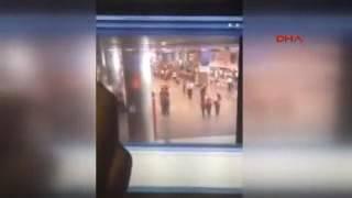 Video muestra momento exacto de explosión en Aeropuerto de Estambul
