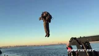 World's only JetPack flies in New York