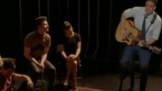 Glee - Keep Holdin' On (Season 5) (Full Performance) (Official Music Video)