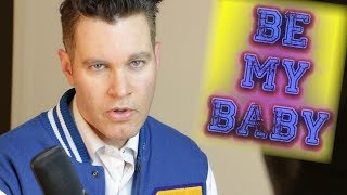 BE MY BABY - Ronettes cover / Chris Commisso