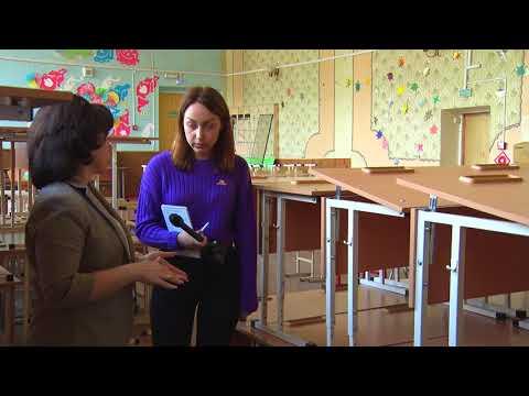 Кабинеты двух школ Красного Сулина оснащены новой мебелью