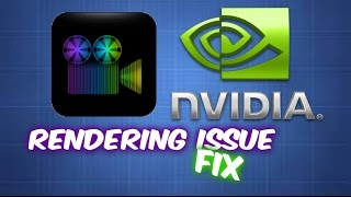 PowerDirector Editing Render issue fix with Nvidia graphics cards