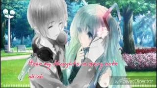 Nightcore~Stereo Hearts (switching vocals)